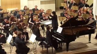 Ksenia Bashmet & Yury Bashmet. Felix Mendelssohn, Piano Concerto No. 2