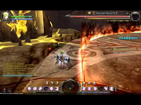 Dragon Nest SEA BDN Memo 3 Shooting Star Solo