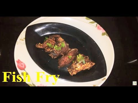 How to make Fish fry ?