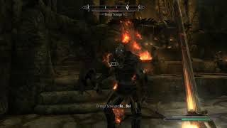 Skyrim [PS4] Commentary #124, Valthume: Evil in Waiting; Word of Power
