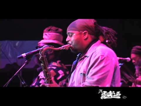 "Proverbs Reggae Band Live @ The Carter Barron Washington, DC ""They can't keep us down"""
