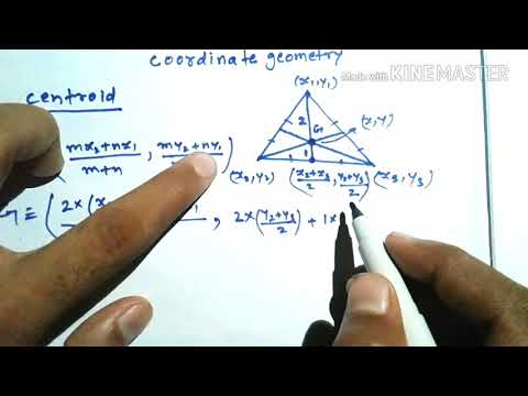 Ratio and centroid problems
