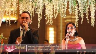 Back at One - Brian McKnight (Cover) Live at Hotel PULLMAN | Red Velvet Entertainment