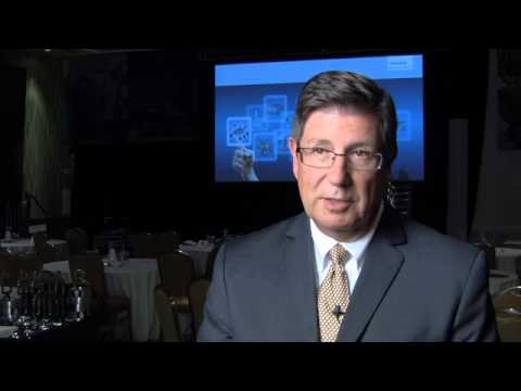 Bill Carrelli at Siemens PLM Software Analyst Event