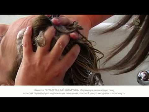 Lactimilk włosy maska efekt laminowania