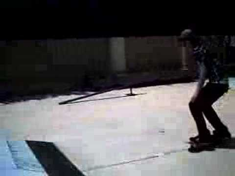 BS Boardslide at Cloudbreak skatepark, OCMD.