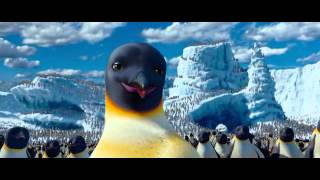 Happy Feet 2 - Opening Medley (SLOVAK)
