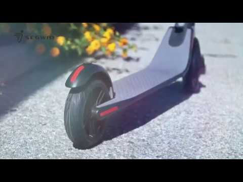 2021 Segway Ninebot KickScooter ES3 in Oakdale, New York - Video 1