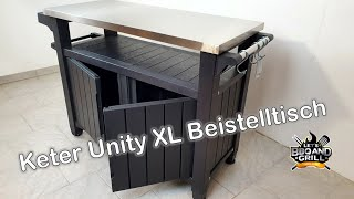 Keter Unity XL - Perfekt für den Garten