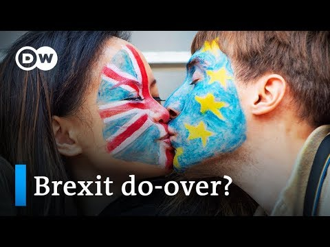 Brexit: Petition to remain in EU scores millions of signatures | DW News