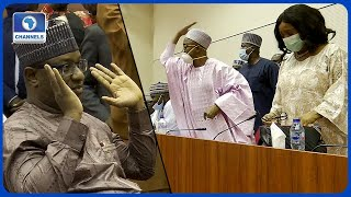 [FULL VIDEO] Keyamo In Heated Argument With Senators