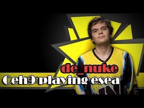 Ceh9 playing esea @nuke (stream) CS:GO