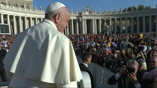 Pope: a synod without Holy Spirit is not a synod
