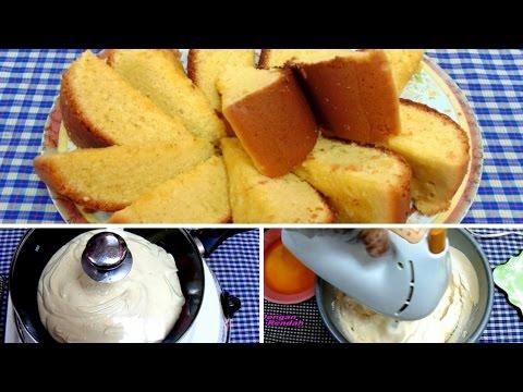 Video Cara Membuat Bolu Sederhana Menggunakan Teflon