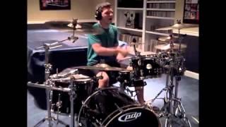Fatboy Slim   The Rockafeller Skank   Drum Cover