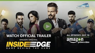 Heres the trailer of my next INSIDE EDGE for Amazon Prime Video