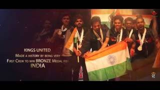 Kings United India | The Journey after ABCD 2 | World Hip Hop Championship 2015 - Full Documentary