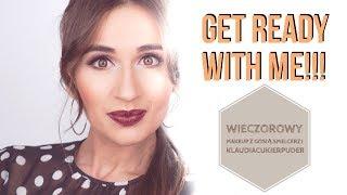 Get Ready | KlaudiaCukierPuder | Wieczorowy Makeup