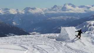 Burton Backcountry Snowboarding