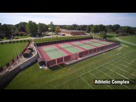 North Central College - video
