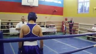2 месяца тренировок по боксу против 2 разряда/как засудили новичка