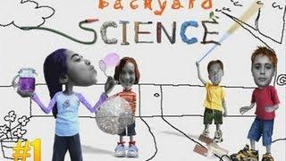 Забавная наука #1 - Backyard Science #1