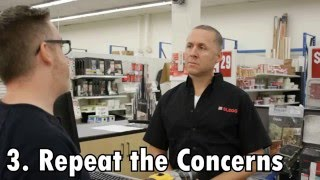 CORPORATE VIDEO- Dealing With An Angry Customer Training