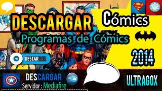 Descargar El Mejor Programa Para Leer Cómics 2014