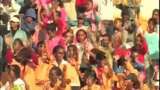 Eritrean News  Medelawat Nevegaahwi Tzinbel Natzinet - Asmara Stadium - Eritrea TV