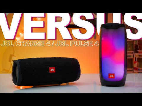 External Review Video T22f2YhBqus for JBL Pulse 4 Wireless Party Speaker with LED Lighting