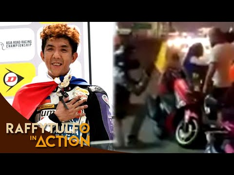 [Raffy Tulfo in Action]  VIRAL VIDEO NG SIKAT NA RACER NA LUMUHOD AT NAGMAKAAWA SA KAPWA MOTORISTA, INAKSYUNAN!