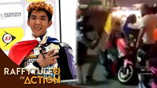 VIRAL VIDEO NG SIKAT NA RACER NA NAGMAKAAWA SA ISANG MOTORISTA INAKSYUNAN!