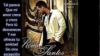 Romeo Santos ft Drake - Odio + [Letra]