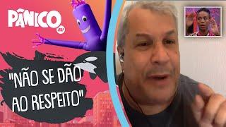 Sikêra Júnior fala sobre Karol Conká e a falsa geração desconstruída