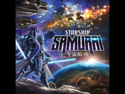 Rolling Doubles Segment - Starship Samurai