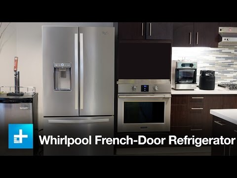 Whirlpool 36-inch French Door Refrigerator – Hands On Review
