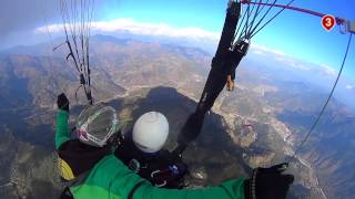 preview picture of video 'XC paragliding Trip in Nepal'