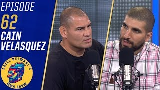 Cain Velasquez explains how he became a luchador | Ariel Helwani's MMA Show
