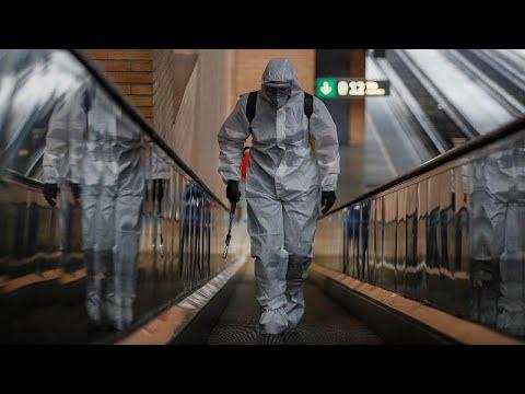 Ισπανία-COVID-19: Δραματική η κατάσταση στα νοσοκομεία
