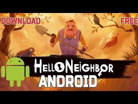 Где скачать HELLO neighbor на Андроед бесплатно и полная версия!