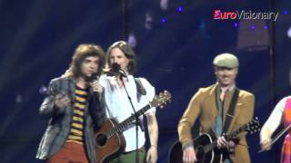 Aarzemnieki - Cake to Bake - Latvia - Eurovision 2014