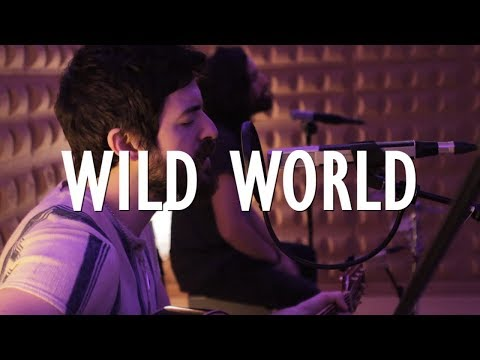 Espíritus del Sol - Wild World
