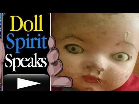 Haunted Talking Item: Jacob The Haunted Doll