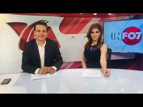 INFO7 COAHUILA / CON JENNIFER SANCHEZ Y ERIC PICHARDO