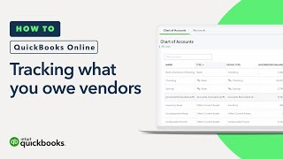 Track What You Owe Your Vendors: Accounts Payable, Balances, & More