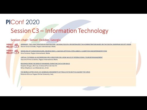 Session C3- Information Technology