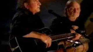 Don't Take Your Guns to Town - Johnny Cash & Willie Nelson
