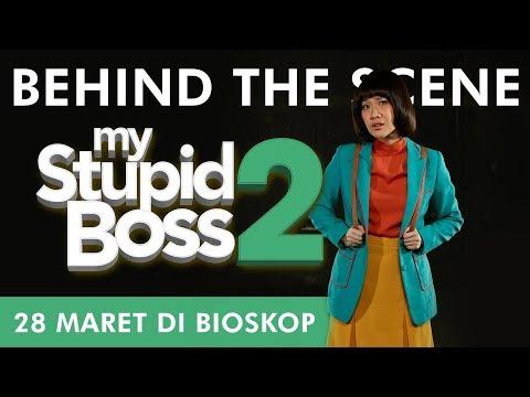 My Stupid Boss 2 - Lebih Dari Sebelumnya | #BehindTheScene | 28 Maret di Bioskop