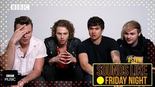 5 Seconds Of Summer React To 5 Seconds Of Summer Covers