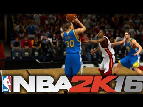Видео № 0 из игры NBA 2K16 (Б/У) [PS4]